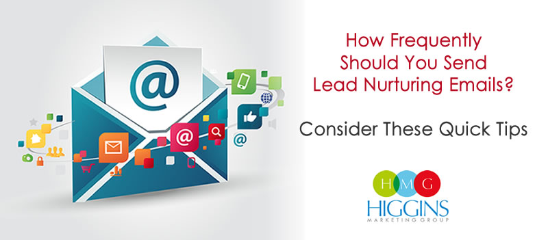 How Frequently Should You Send Lead Nurturing Emails?