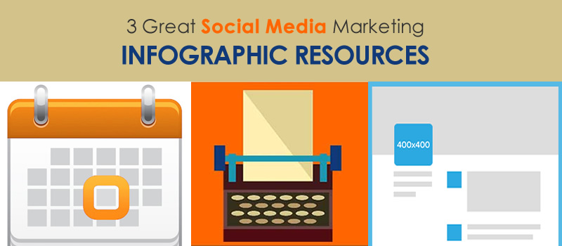 Three Great Social Media Marketing Infographic References