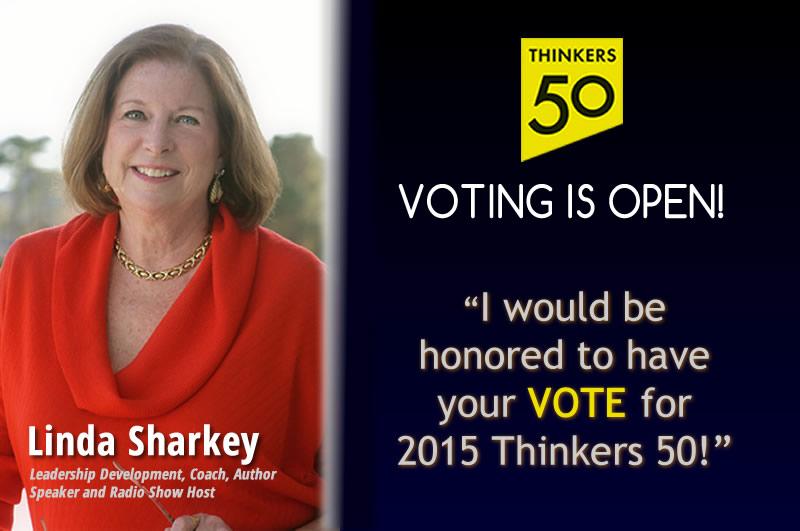 LInda Sharkey Thinkers 50