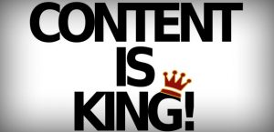 Higgins Marketing Group Content is King