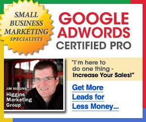Higgins Marketing Group - Danger - Don't put your Google Adwords display ads on auto pilot
