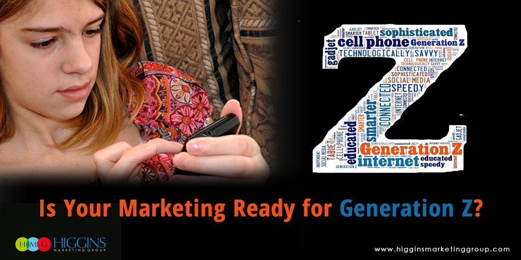Is Your Marketing Ready for Generation Z?