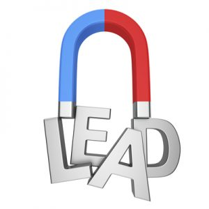 Higgins Marketing Group Convert Visitors into Leads - Lead Magnet