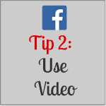 Higgins Marketing Group - Marketing on Facebook Tip 2