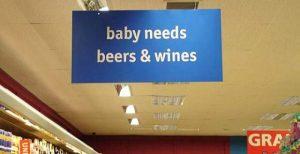 Higgins Marketing Group - Marketing MisHaps - Baby