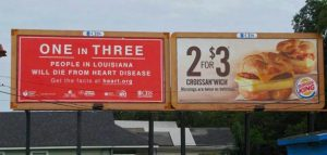 Higgins Marketing Group - Marketing MisHaps - Heart Disease
