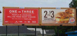 Higgins Marketing Group - Marketing MisHaps - Heart Disease
