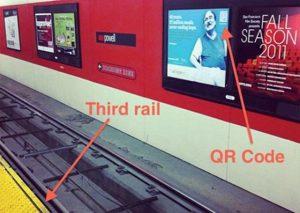 Higgins Marketing Group - Marketing MisHaps - Train Tracks