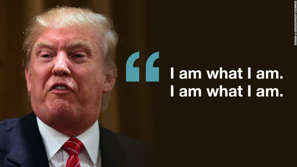 Higgins Marketing Group - Can Donald Trump Teach You Anything About Sales and Marketing - Am What I Am