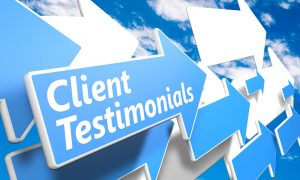 Higgins Marketing Group - 8 Elements of Small Business Marketing - Client Testimonials