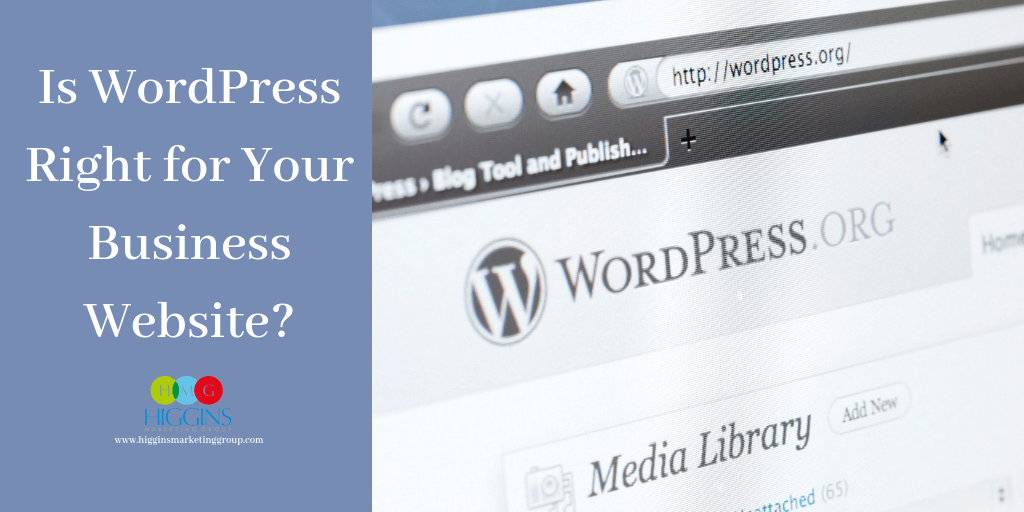 Is WordPress Right for Your Business Website?