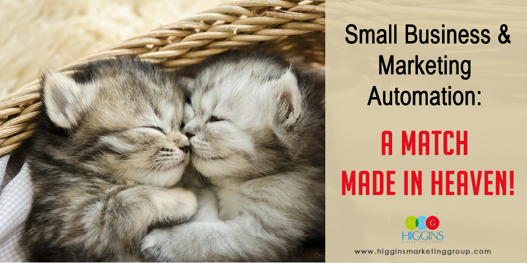 Small Business and Marketing Automation: A Match Made in Heaven!
