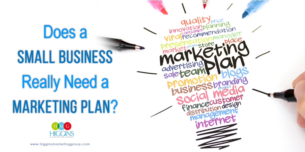 Does a Small Business Really Need a Marketing Plan?