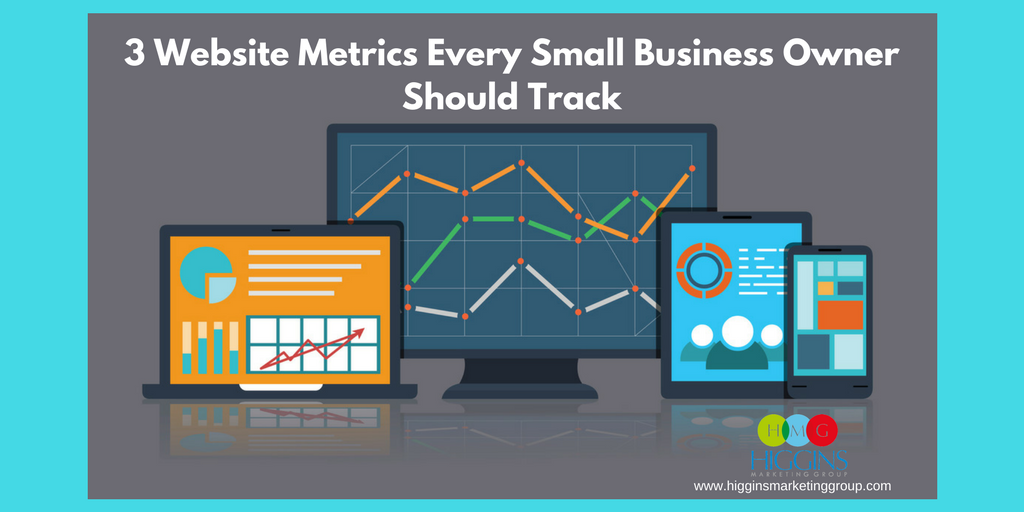 3 Website Metrics Every Small Business Owner Should Track