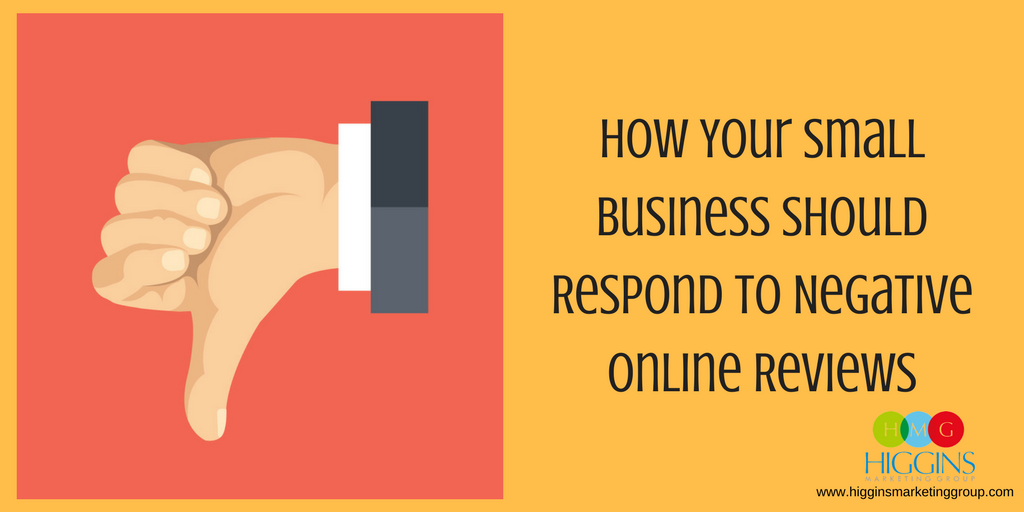 How Your Small Business Should Respond to Negative Online Reviews