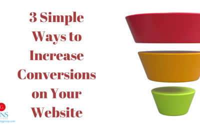 3 Simple Ways to Increase Conversions on Your Website