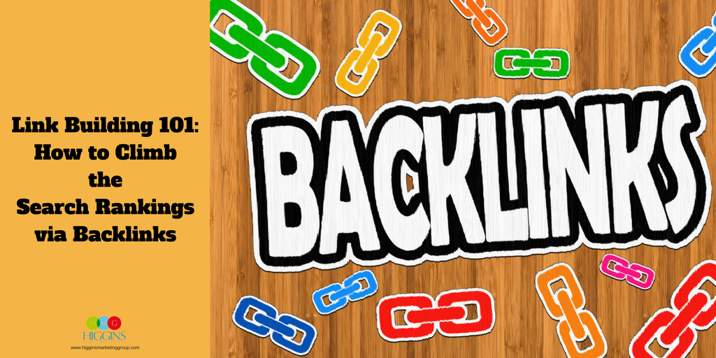 Link Building 101: How to Climb the Search Rankings via Backlinks