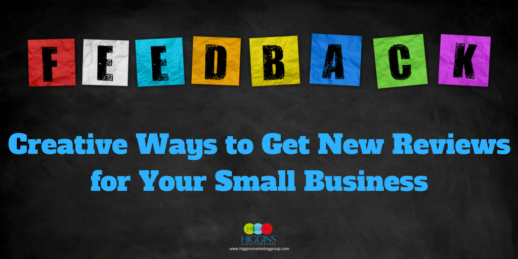 Creative Ways to Get New Reviews for Your Small Business