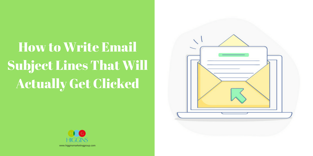 How to Write Email Subject Lines That Will Actually Get Clicked