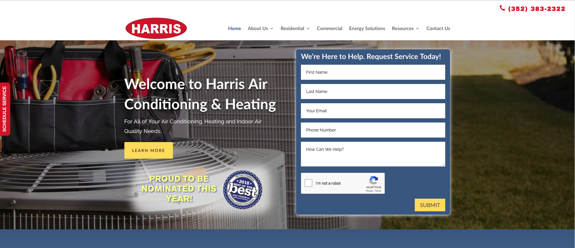 Harris Air Conditioning & Heating