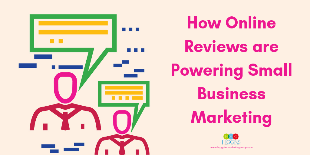 How Online Reviews are Powering Small Business Marketing